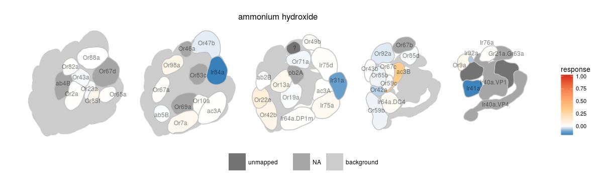 Responses Elicited By Ammonium Hydroxide Vhuuqvkolvnvrt Uhfffaoysa N